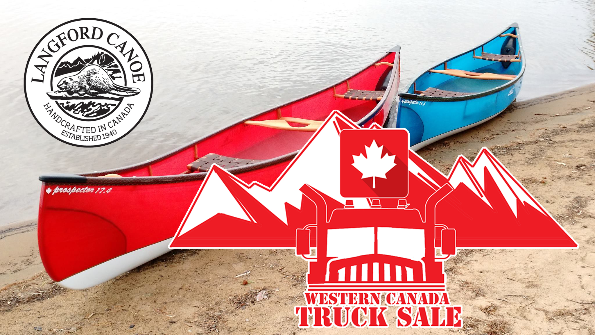 Langford Canoe British Columbia