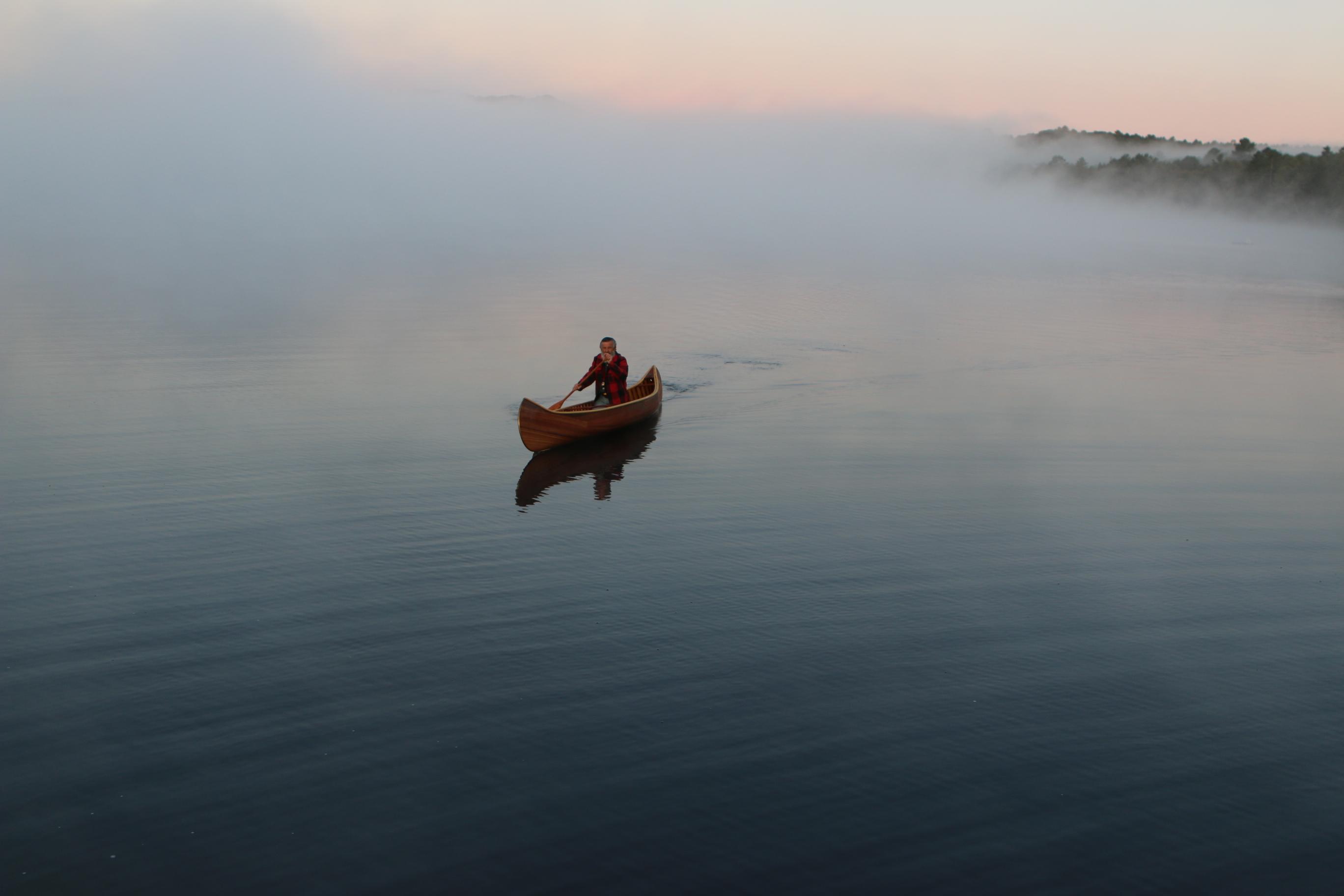 Langford Canoe Huron 16' Red Cedar aabbccdd112233