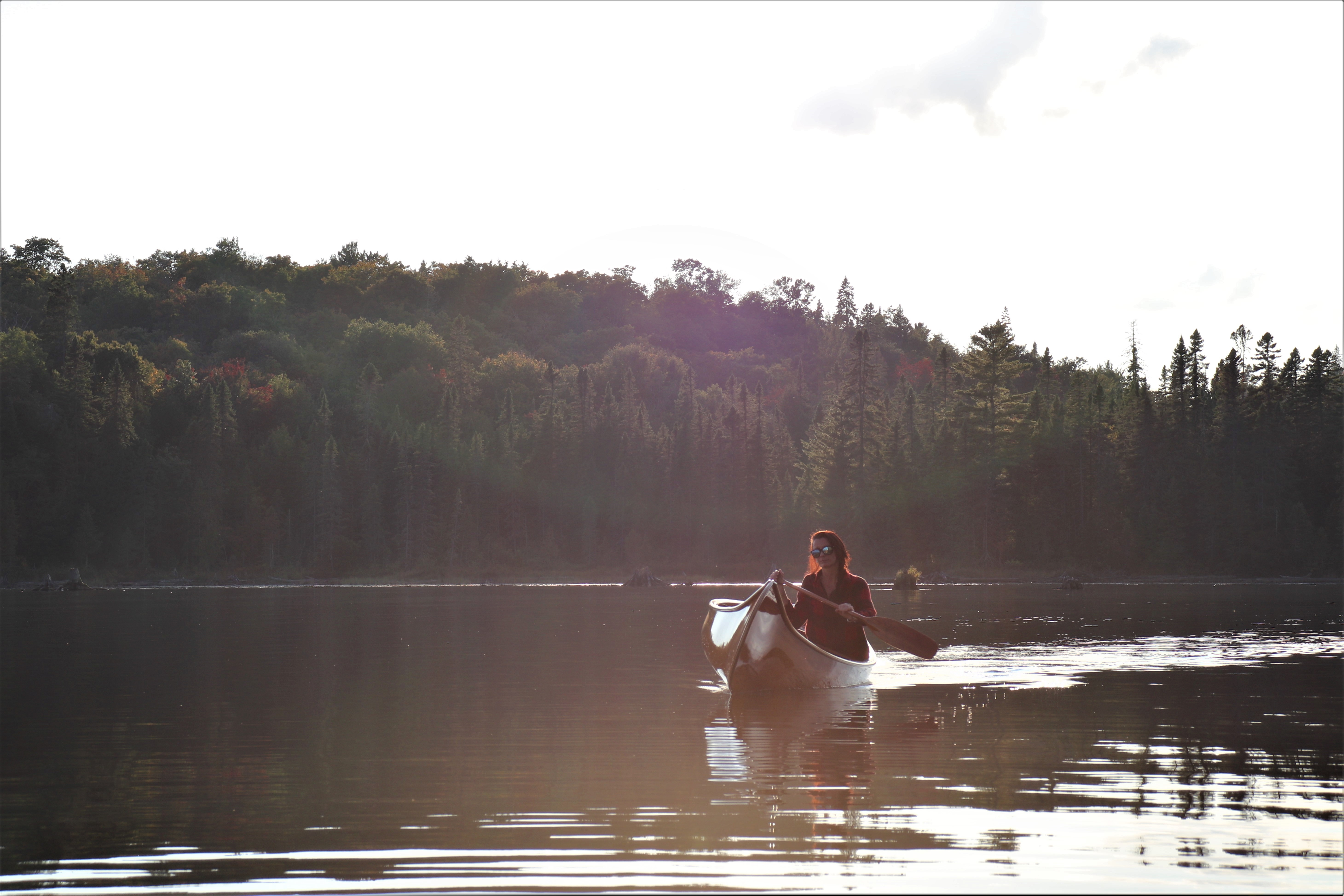 Langford Canoe Huron 16 Red Cedar