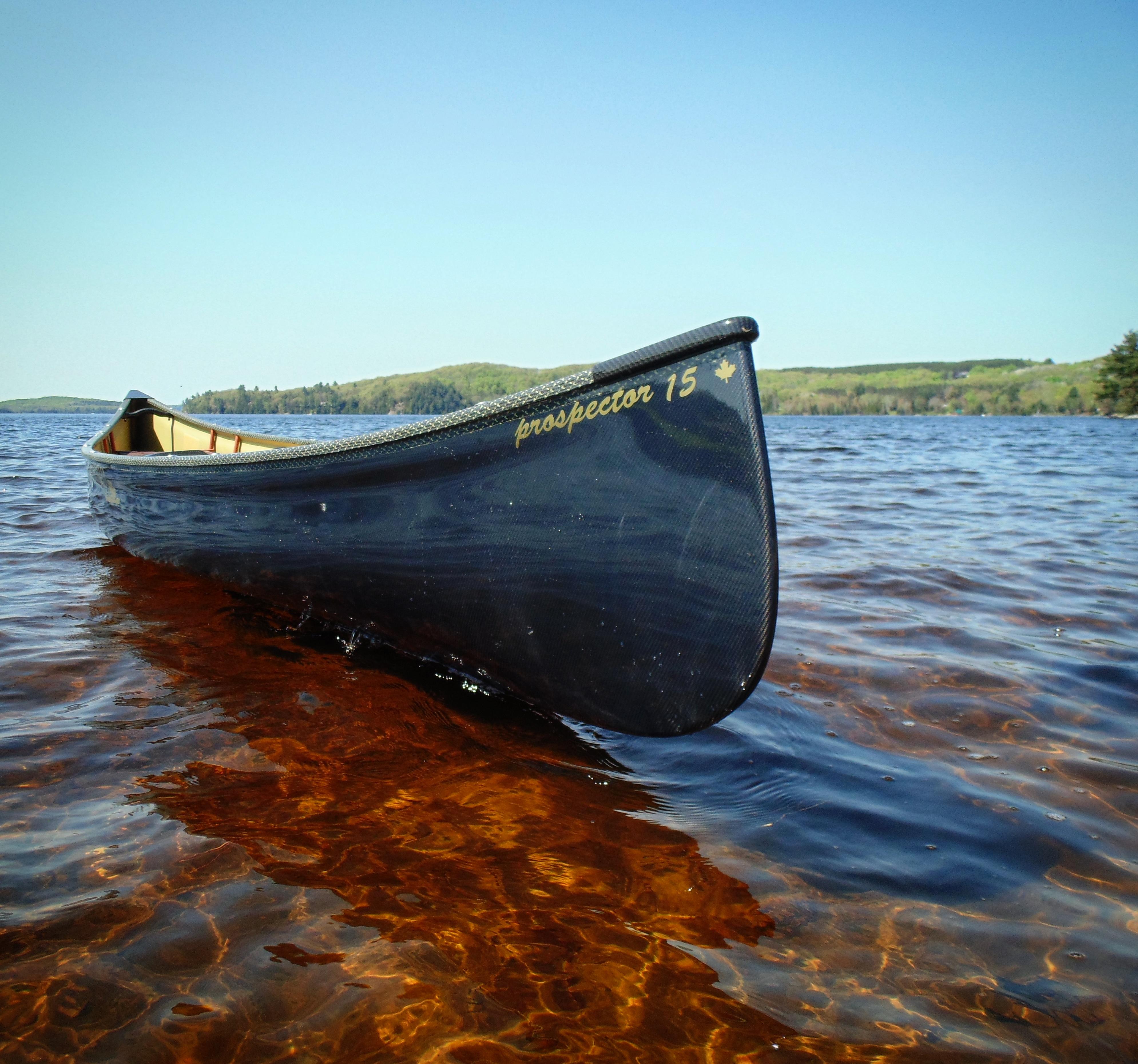 Langford Canoe Prospector 15 39 lbs aabbccdd222