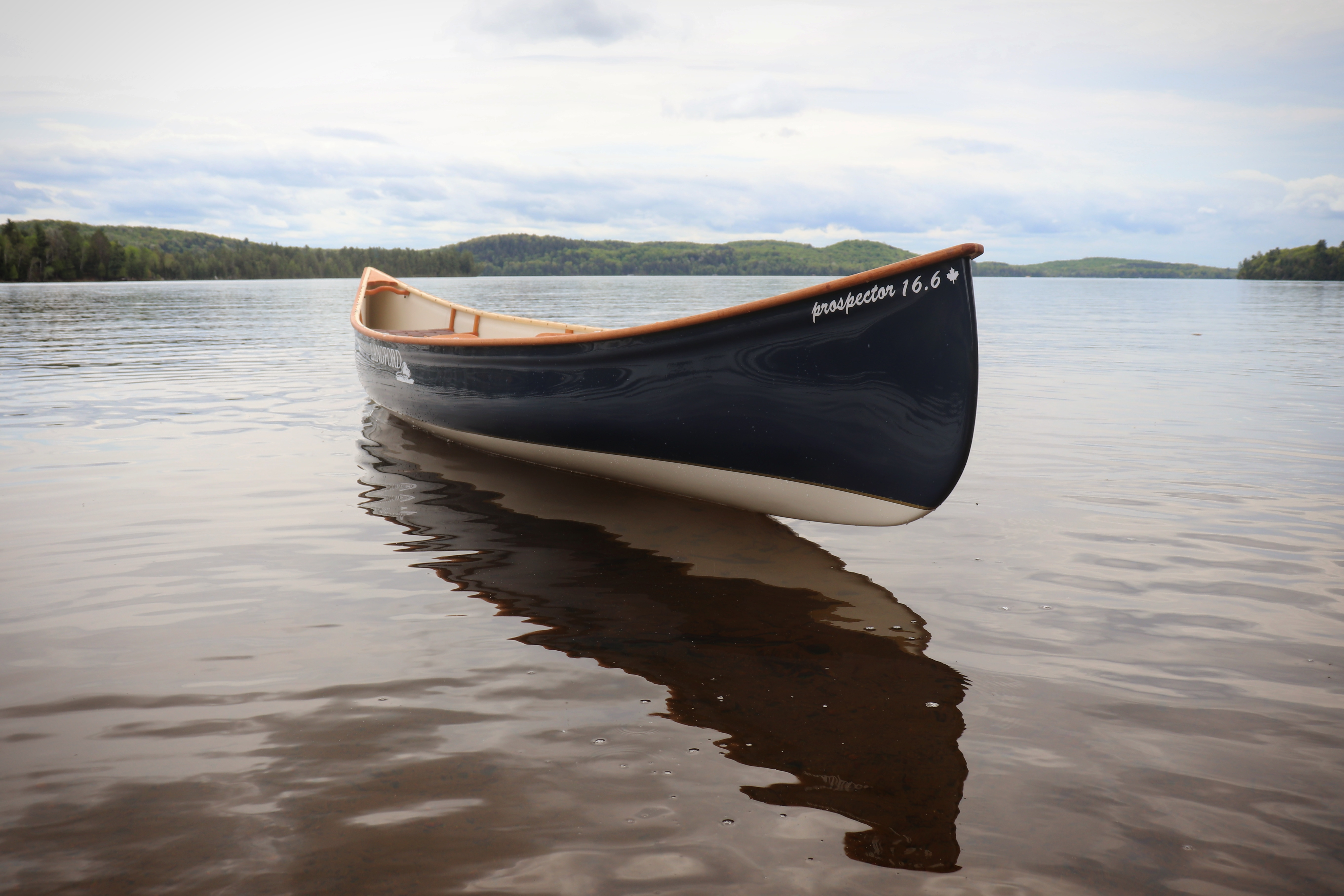 Langford Canoe abc123 Langford Canoe Prospector 16.6 TT LOB abc123