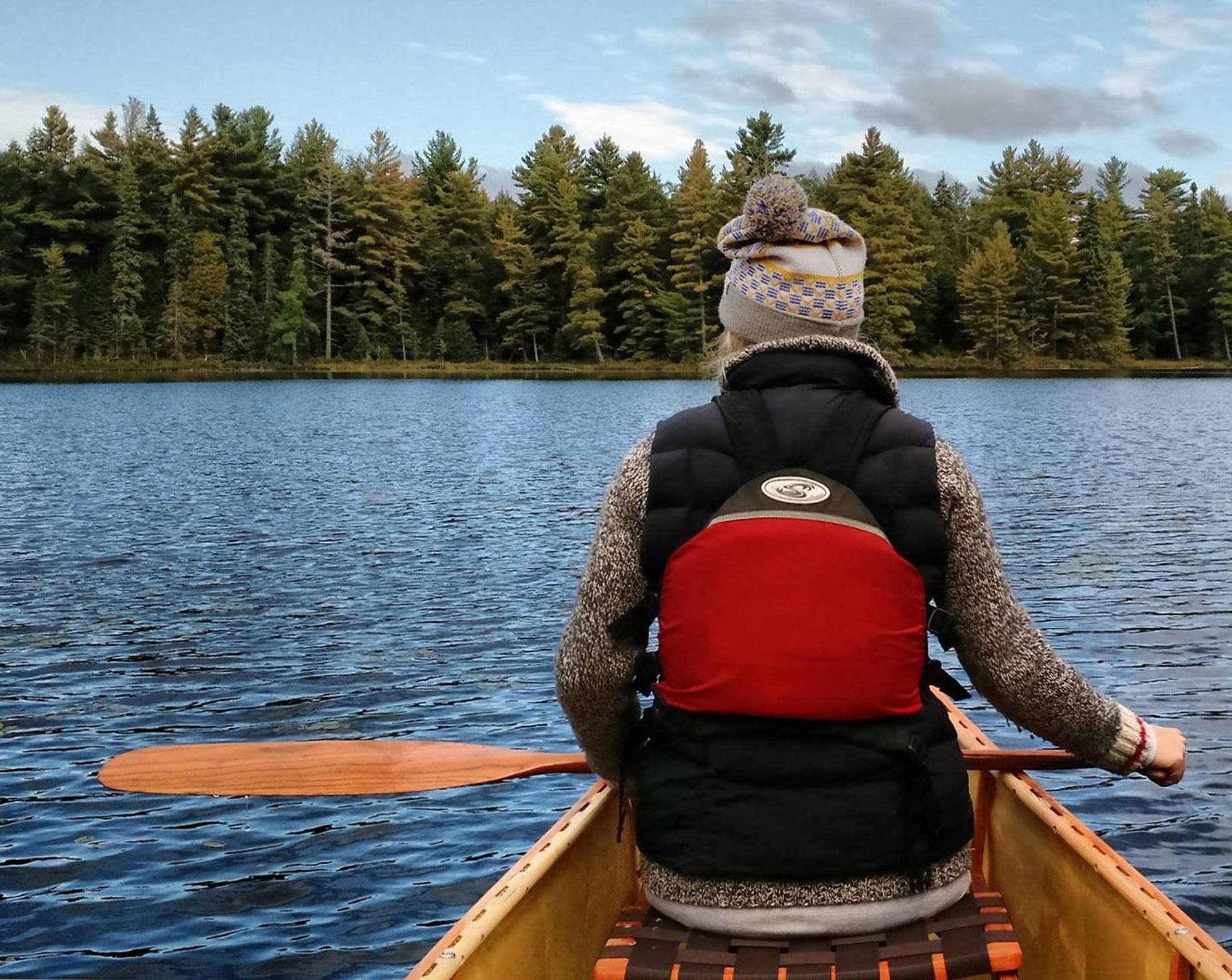 Recreation & Tripping - Langford Canoe - Let the Journey Begin