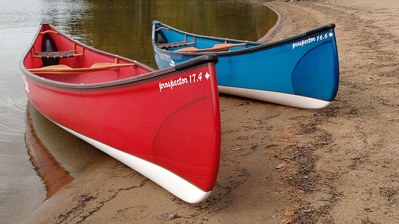 langford canoes